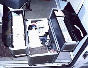 Ящик скорой неонатологической помощи