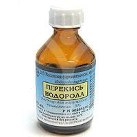 перекись водорода от диабета